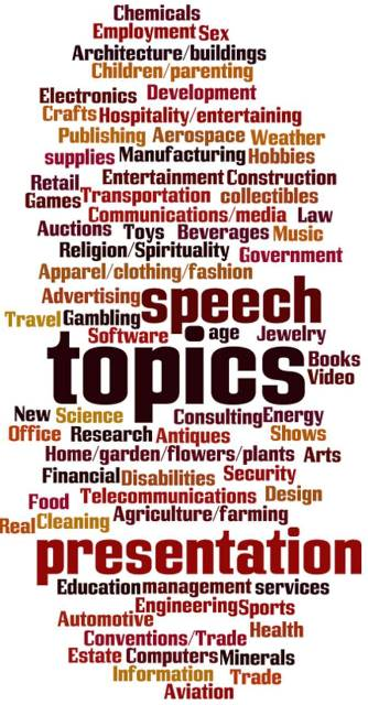 preparing your speech mrs mccully s classroom 15 humorous speech topics for teens acircmiddot a list of interesting speech topics